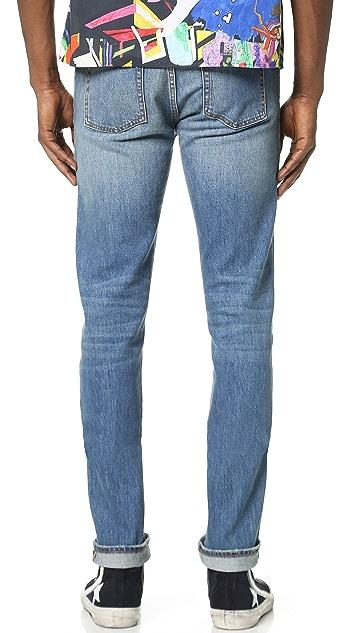 Marc by Marc Jacobs Slim Stretch Jeans