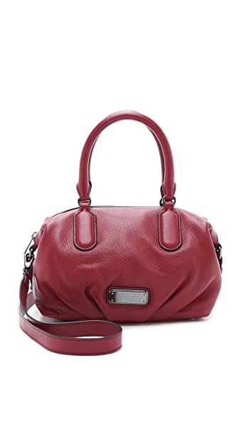 Marc by Marc Jacobs New Q Small Legend Satchel