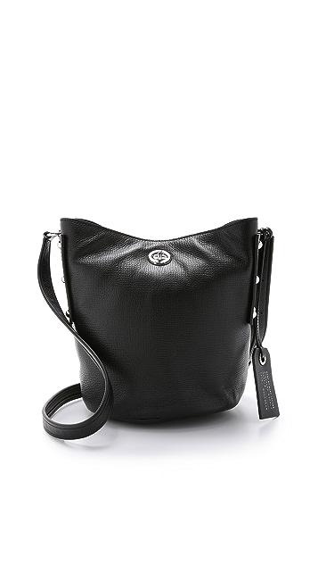 Marc by Marc Jacobs C Lock Bucket Bag