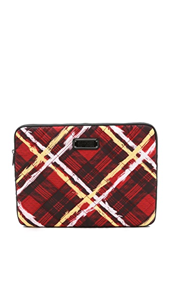 "Marc by Marc Jacobs #WrappedUp Treat Crosby Quilt Print 13"" Computer Case"