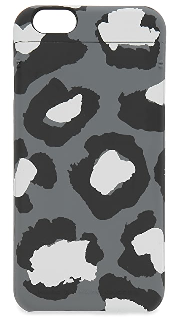 Marc by Marc Jacobs Poker Face Leopard iPhone 6 Case