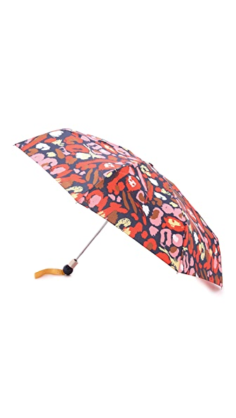 Marc by Marc Jacobs Graffiti Leopard Umbrella