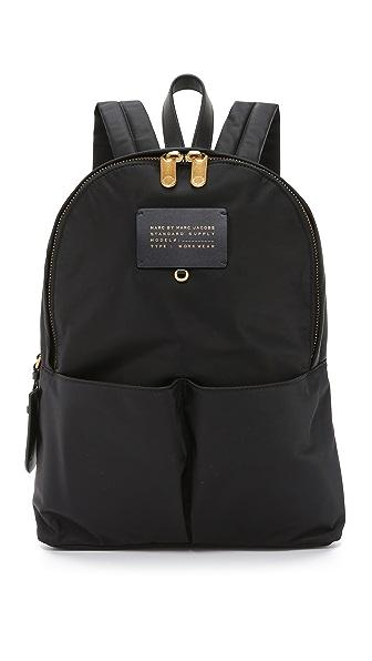 Marc By Marc Jacobs Preppy Legend Backpack - Black