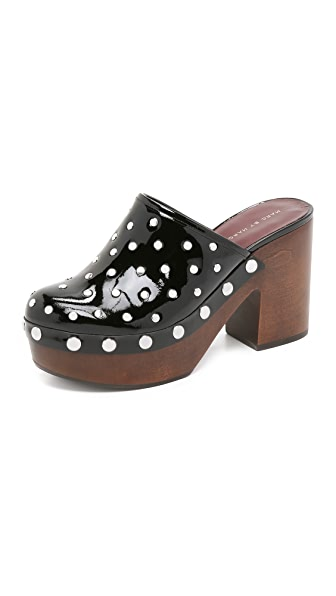 Marc by Marc Jacobs Dylan Nail Head Clogs