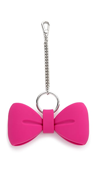 Marc By Marc Jacobs Big Bow Bag Charm - Singing Rose