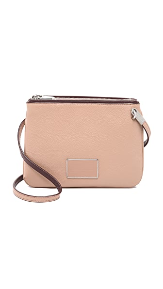 Marc by Marc Jacobs Ligero Double Percy Cross Body Bag