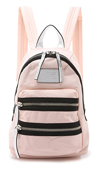Marc By Marc Jacobs Domo Arigato Mini Packrat Backpack - Pearl Blush Multi