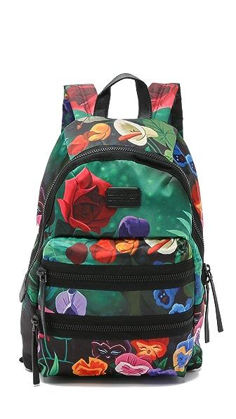 Marc By Marc Jacobs Domo Arigato Garden Packrat Backpack - Garden