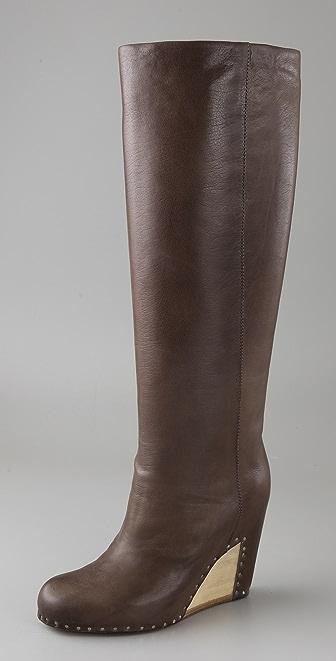 Maison Margiela Wedge Boots