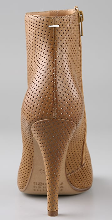 Maison Margiela Tabi Perforated Booties