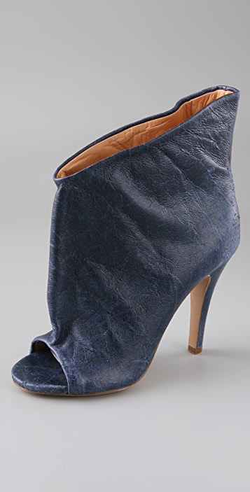 Maison Margiela Distressed Slouch Booties