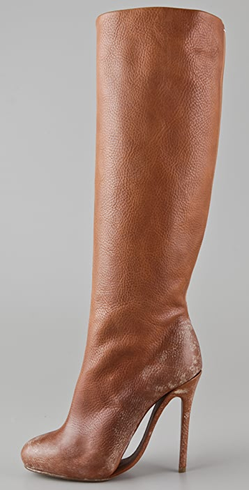 Maison Margiela High Heel Boots