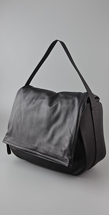 Maison Margiela Leather Shoulder Bag