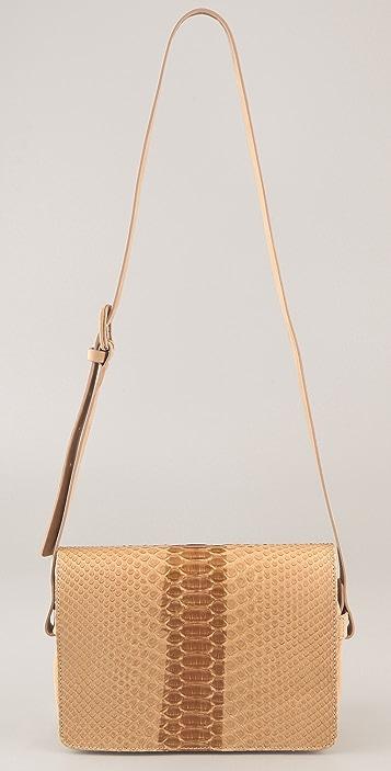 Maison Margiela Python Cross Body Bag