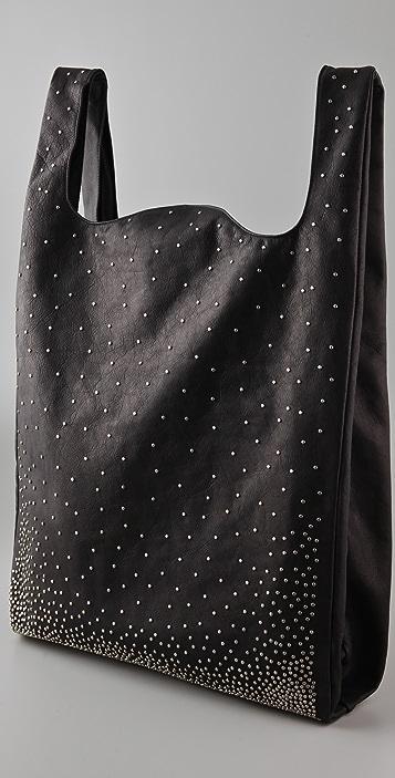 Maison Margiela Studded Grocery Bag