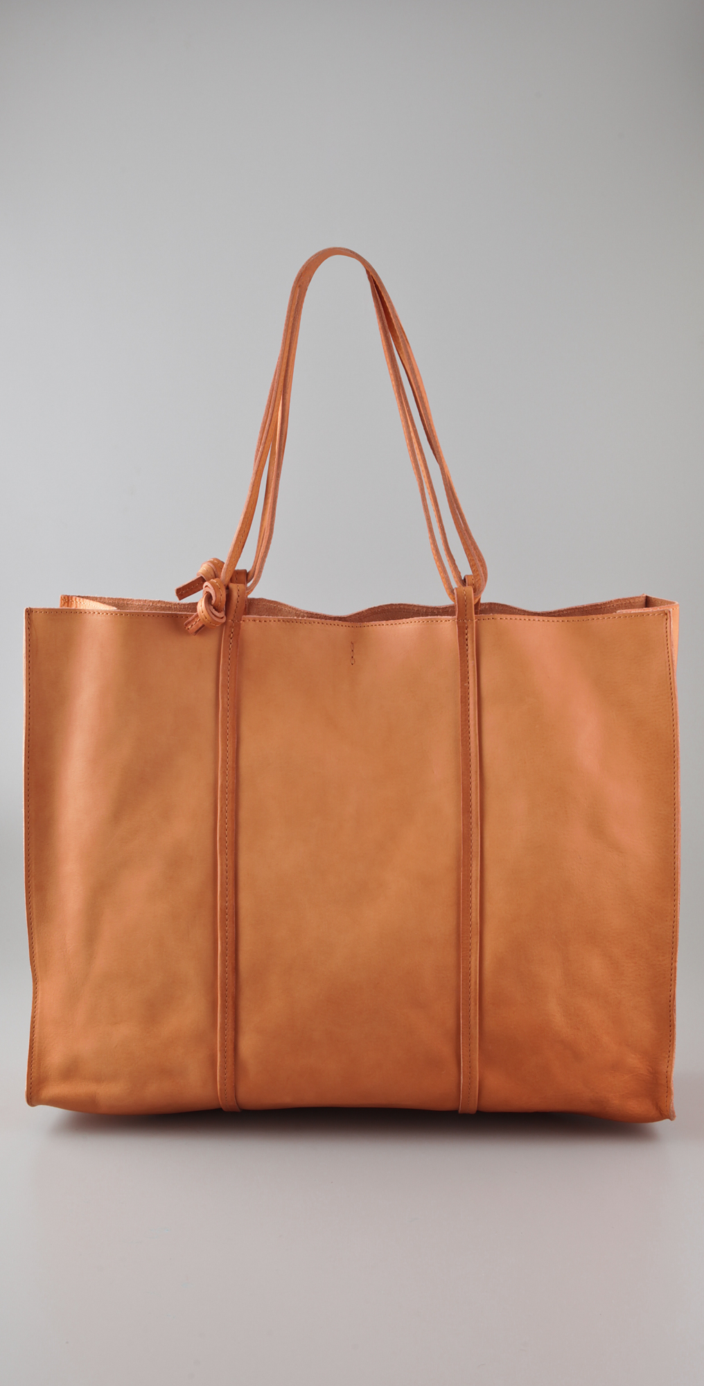 Maison Margiela Leather Tote Bag   SHOPBOP b25c743983