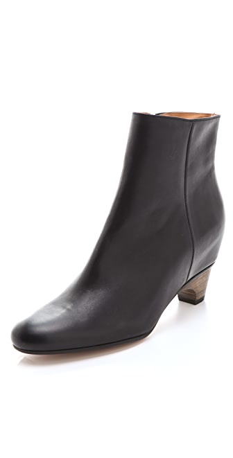 Maison Margiela Low Heel Booties