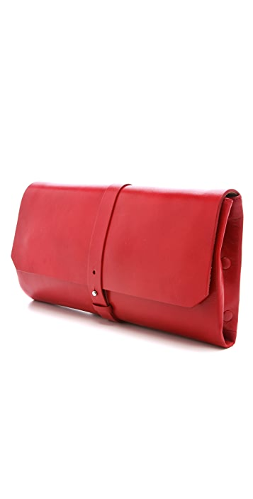 Maison Margiela Jewelry Roll Clutch