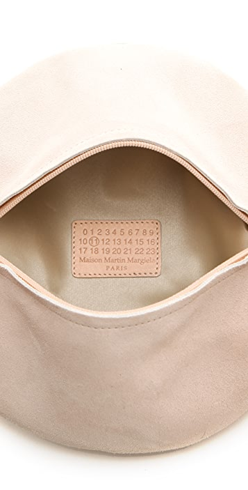 Maison Margiela Powder Puff Clutch