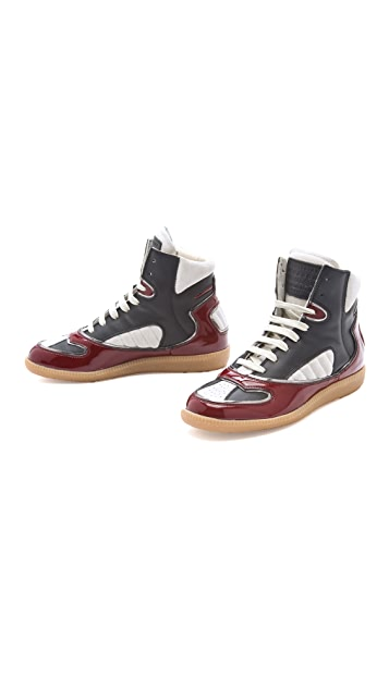 Maison Margiela High Top Sneakers