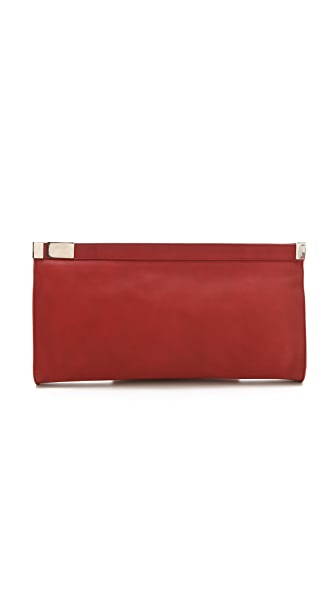 Maison Margiela Zip Lock Oversized Clutch