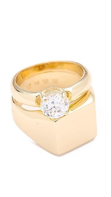 Maison Margiela His & Her Ring