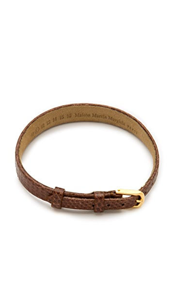 Maison Margiela Lizard Friendship Bracelet