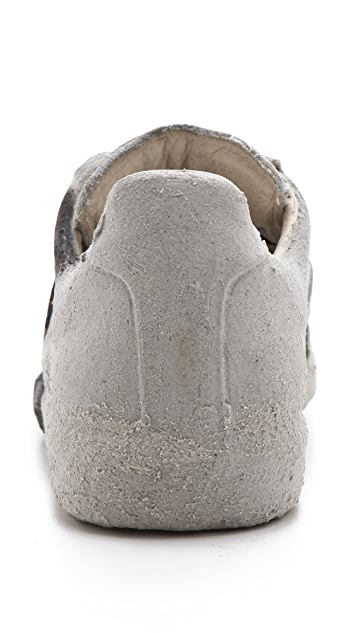 Maison Margiela Limited Edition Cement Sneakers