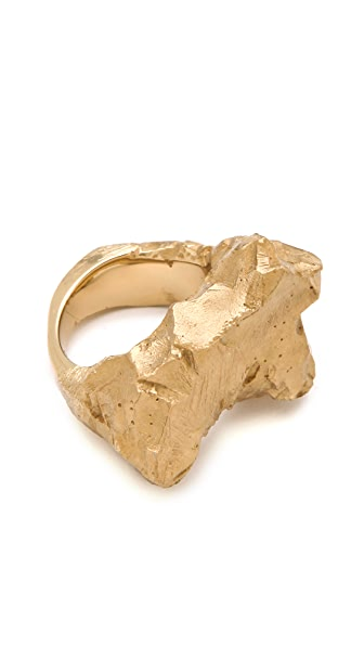 Maison Margiela Solitaire Rock Ring