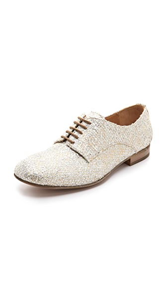 Maison Margiela Glitter Oxfords