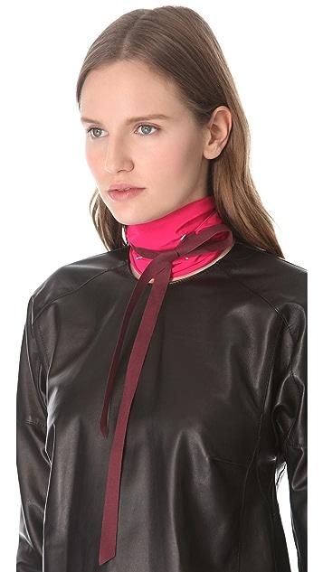 Maison Margiela Silk Neck Tie
