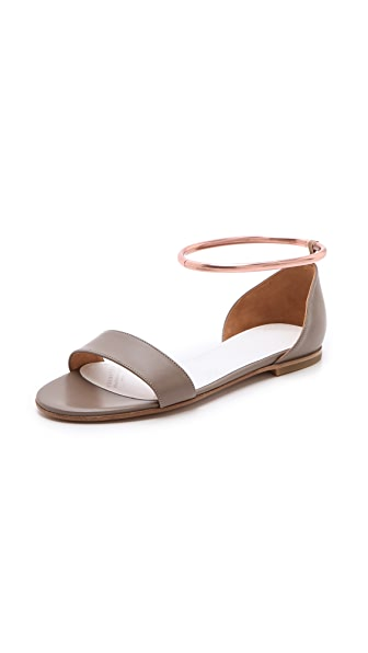 Maison Margiela Sandal with Metal Ring