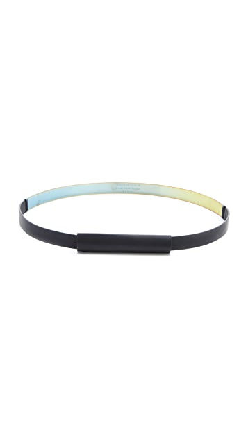Maison Margiela Small Leather Belt