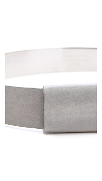 Maison Margiela Medium Leather Belt