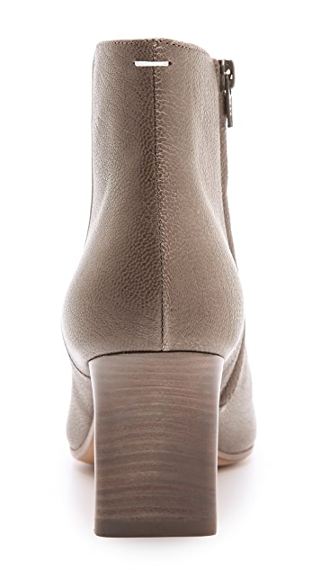 Maison Margiela Heeled Ankle Booties