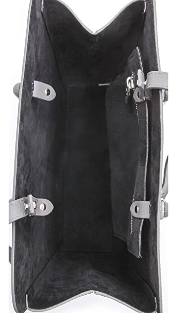 Maison Margiela Leather Tote