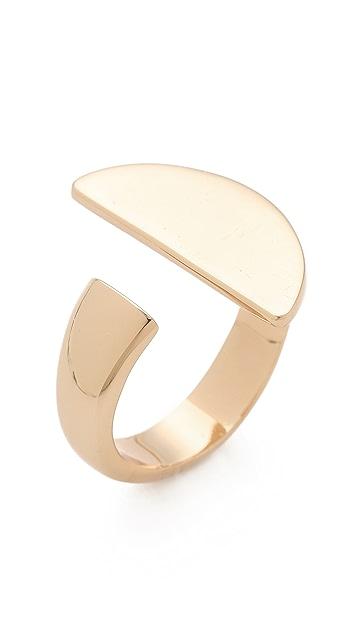 Maison Margiela Side Cut Ring