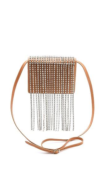 Maison Margiela Cross Body Bag with Crystals