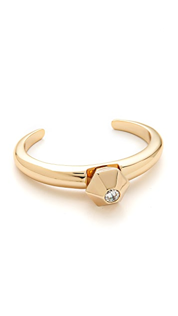 Maison Margiela Covered Crystal Bracelet