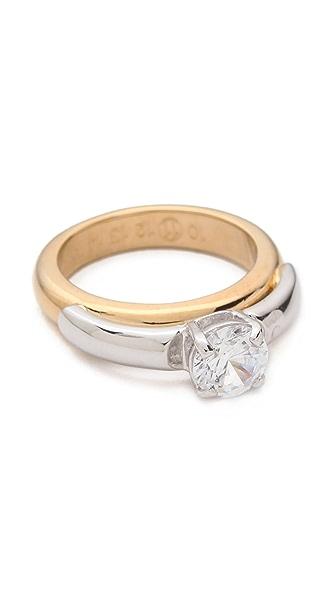 Maison Margiela Crystal Ring