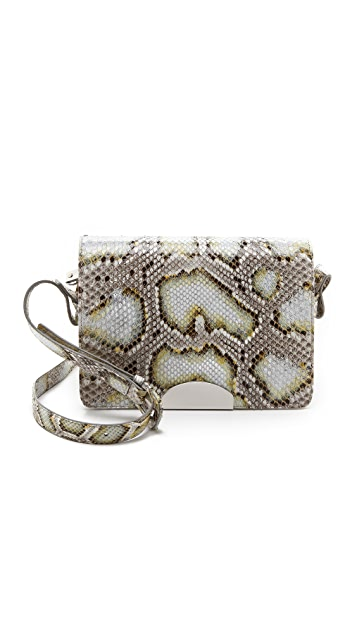 Maison Margiela Python Shoulder Bag