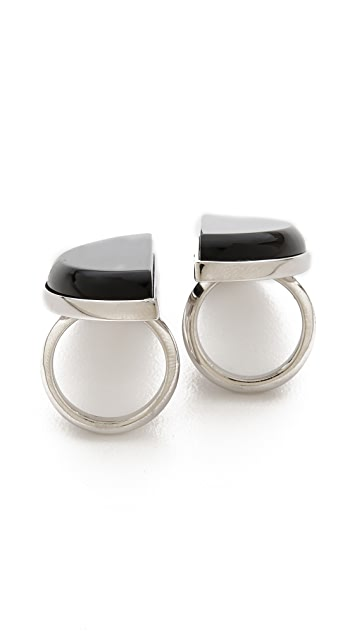 Maison Margiela Double Finger Ring