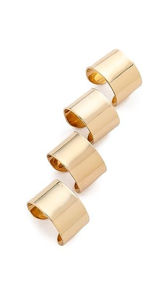 Maison Margiela Multi Finger Rings