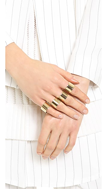 Maison Margiela Multi Finger Rings