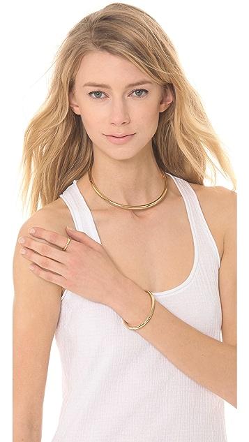 Maison Margiela Gold Tone Jewelry Set