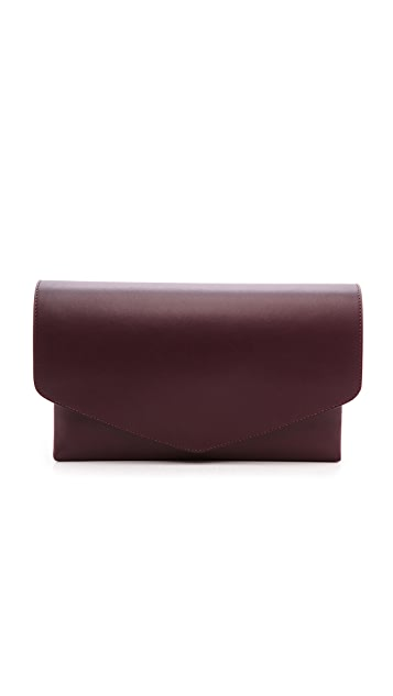Maison Margiela Leather Clutch
