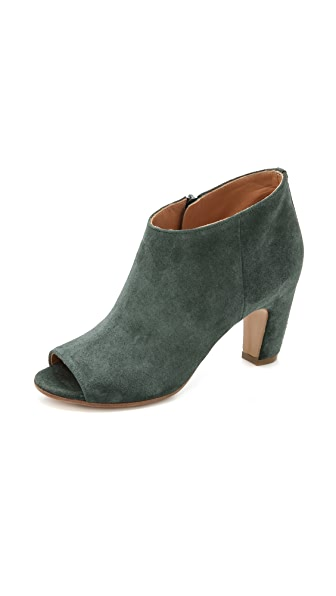 Maison Margiela Suede Low Top Booties