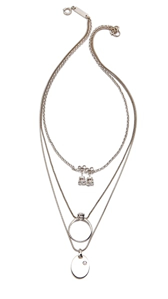 Maison Margiela Layered Necklace