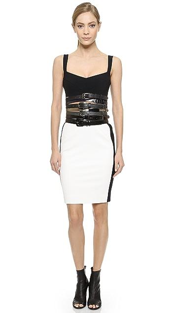 Maison Margiela Multi Leather Belt