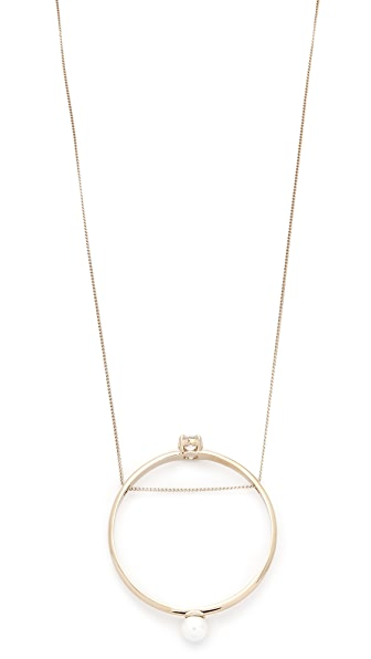 Maison Margiela Necklace with Ring